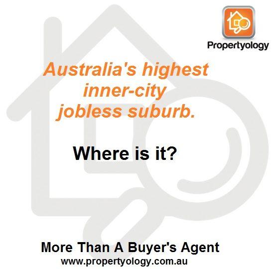 Australia's Highest Capital City Jobless Spot