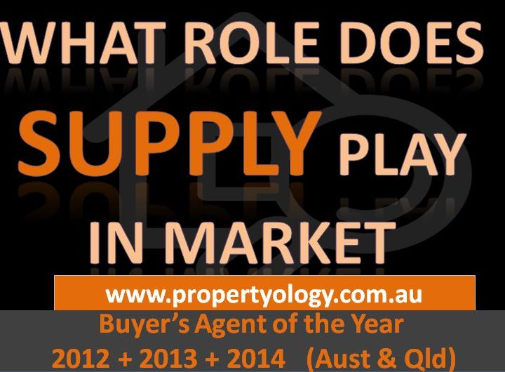 SEQ Outlook – Property Supply