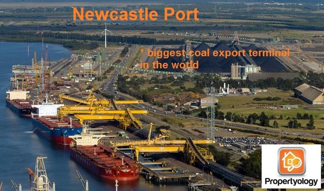 Newcastle_CoalPort