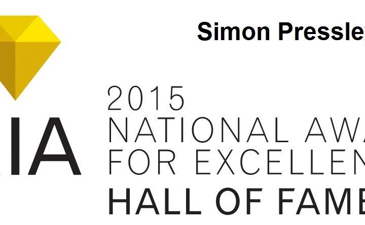 Simon Pressley: Australian Real Estate Hall Of Fame