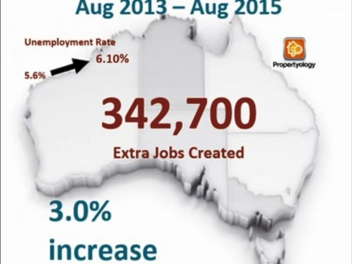 Australia's Employment Hotspots