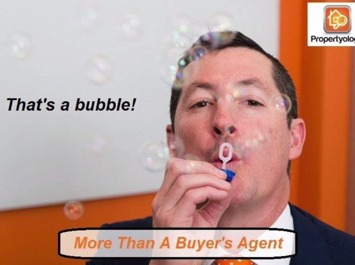 Blowing Bubbles Back In Economist's Faces