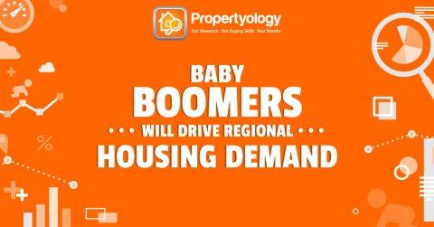 Propertylogy real estate marketing trends briisbane baby boomers regional