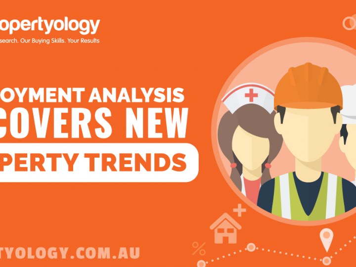 Employment Analysis Uncovers New Property Trends