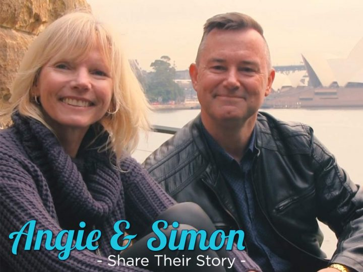 Angie and Simon : Propertyology helped us find a happy home