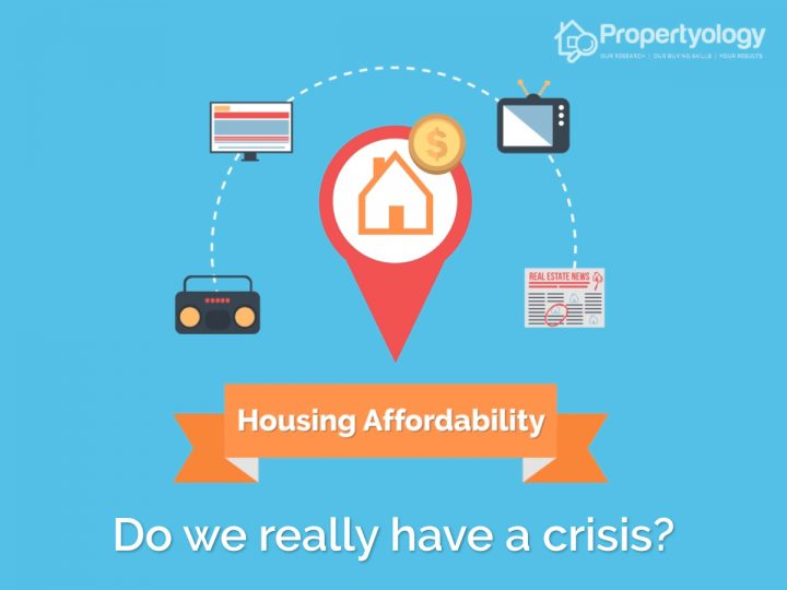 Why Australia does not have a housing affordability crisis