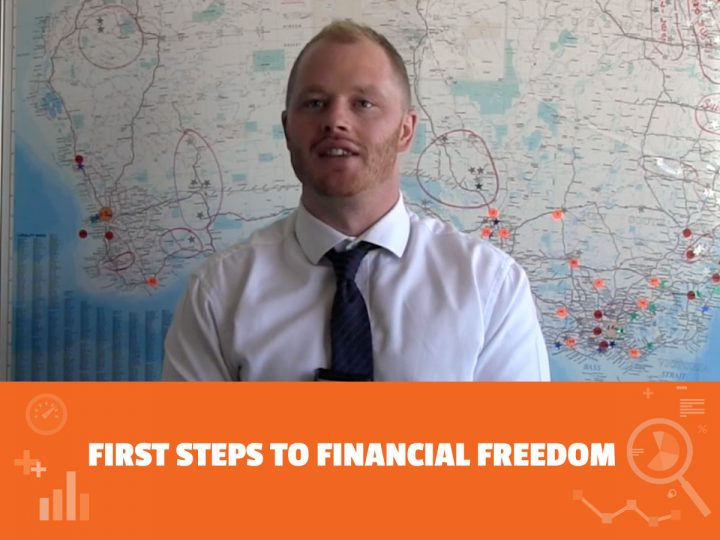 First Steps to Financial Freedom